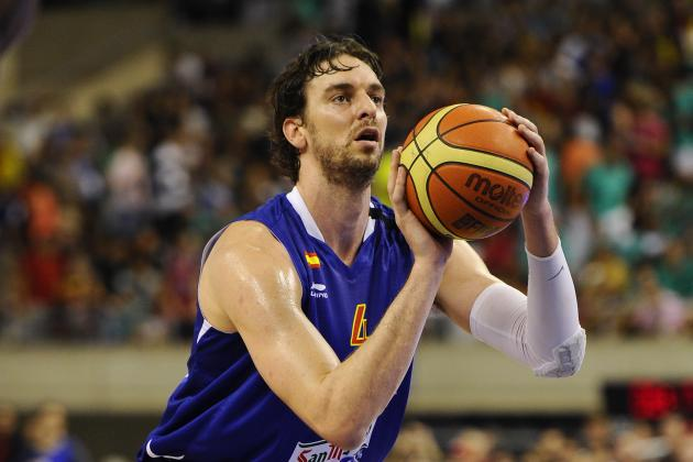 Spain Olympic Basketball Team 2012: Roster, Complete Schedule and More