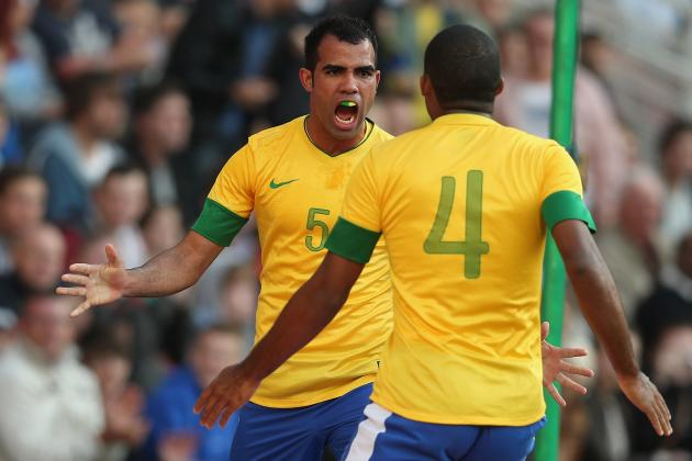 Brazil Olympics Soccer Team: How They'll Line Up Against Egypt