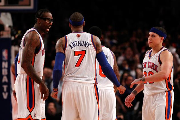 Why New York Knicks Will Contend for a Title Next Season