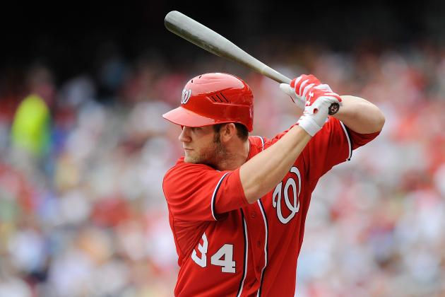 Bryce Harper of Washington Nationals Is Major League Baseball's Next 'Natural'