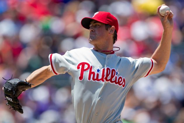 Hamels, Phillies in agreement on six-year deal for $144 million