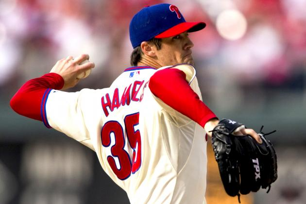 Cole Hamels and Phillies Reportedly Agree on 6-Year Contract Extension