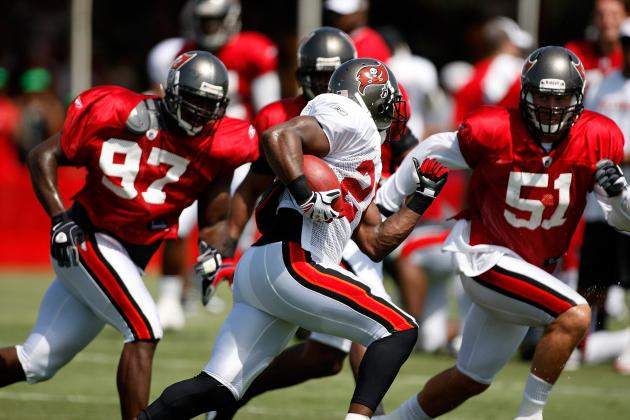 NFL Training Camps: 3 Running Back Battles Worth Watching