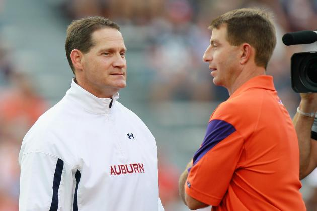 Auburn vs. Clemson: Analyzing the Chick-Fil-a Kickoff Game