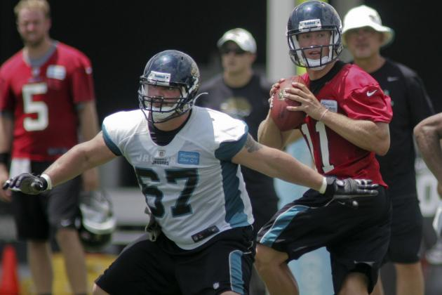 Jacksonville Jaguars' Advanced Stat of the Week: Key Stat to Watch in 2012
