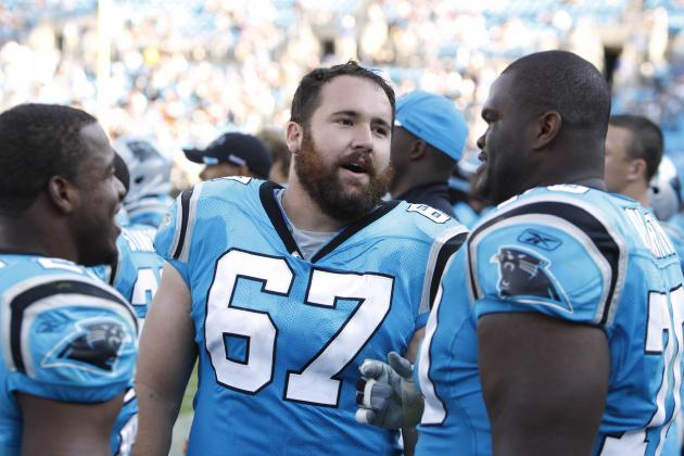 NFC South Morning Jog: Ryan Kalil Guarantees Carolina Panthers' Super Bowl Win
