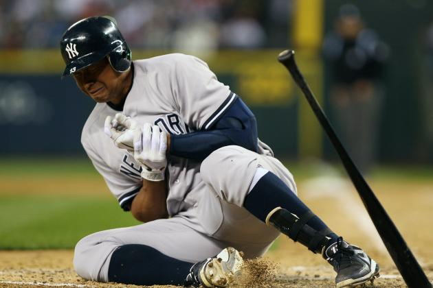 Fantasy Baseball 2012: Owners Must Follow Plan B After Alex Rodriguez's Injury