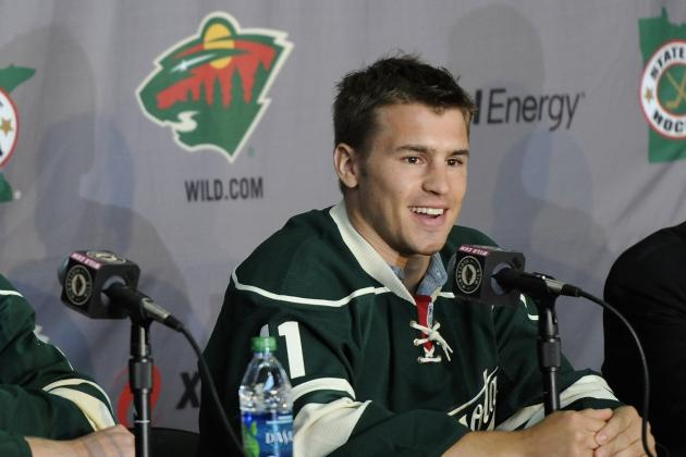 NHL: What the Addition of Zach Parise Means to Minnesota Wild