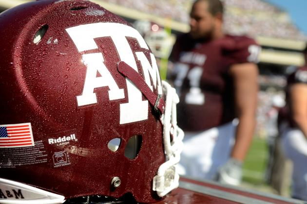 Texas A&M Football: Aggies on the Verge of Having an Oversigning Problem in 2013