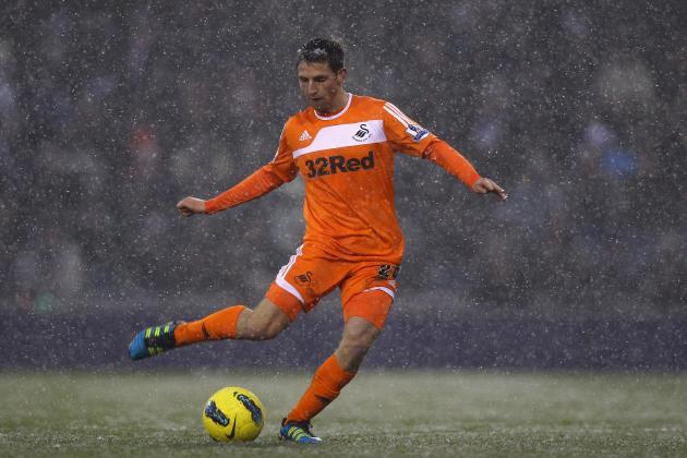 Liverpool Transfers: Joe Allen Bid Rejected by Swansea