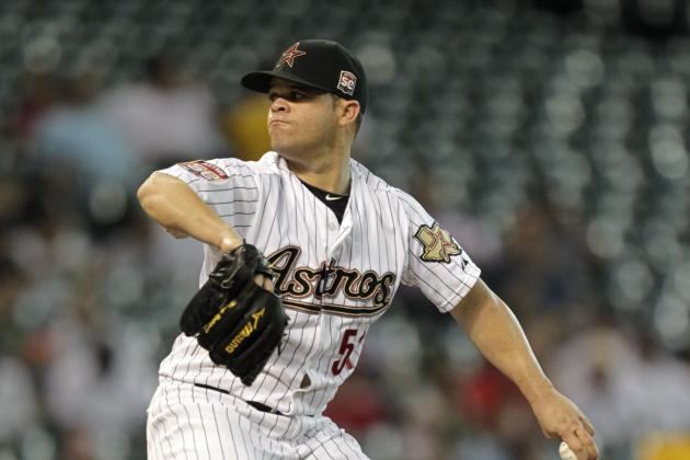 Houston Astros Deal Wandy Rodriguez to Pittsburgh Pirates for Prospects