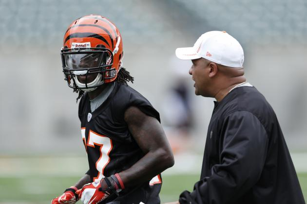 Bengals 1st-Rounder Kirkpatrick to Miss Preseason with Broken Bone in Knee