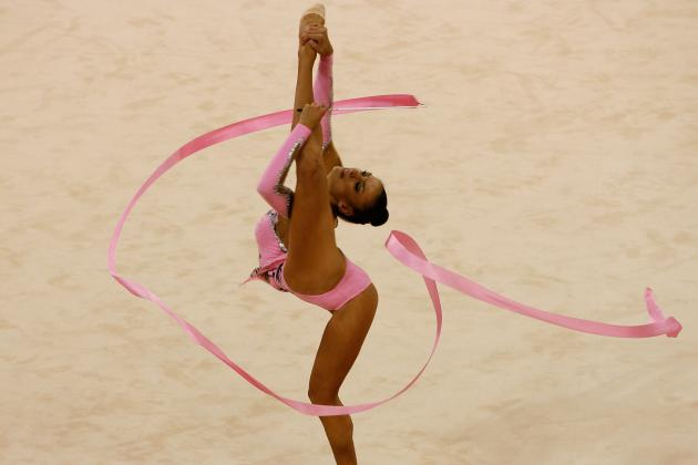 Evgenia Kanaeva: The Dominant Force in Rhythmic Gymnastics