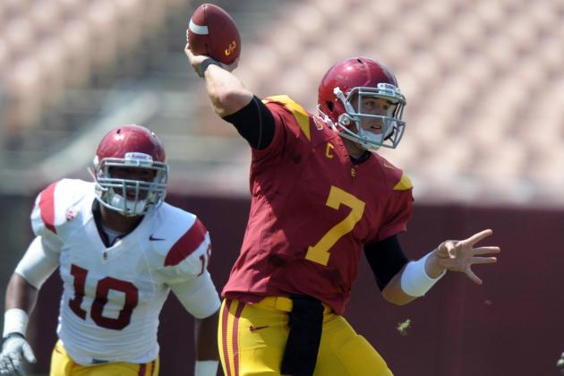 2012 All Pac-12 Picks for Quarterback: Matt Barkley Is the Conference Favorite