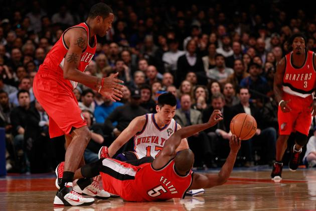 NBA Offseason: Carmelo Anthony and the New York Knicks Fine Without Jeremy Lin