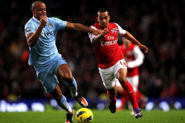 Arsenal vs. Manchester City: Date, Time and Preview
