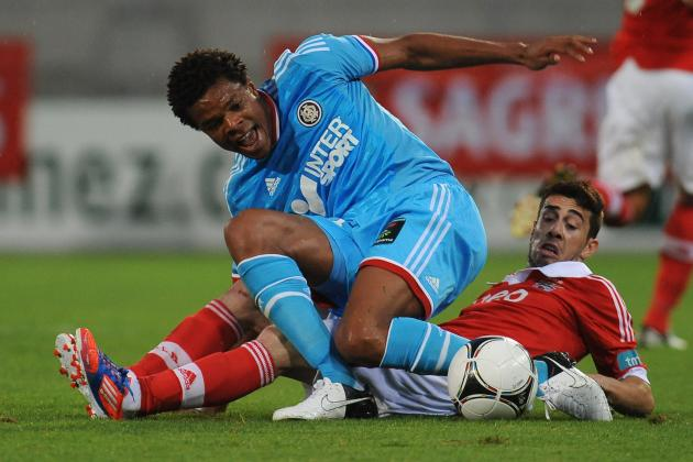 Olympique Marseille's Loic Remy Edging Close to Newcastle United Move