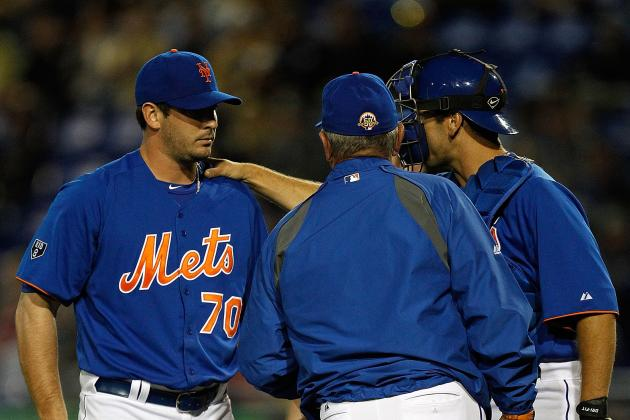 New York Mets: Why Did Sandy Alderson Wait so Long on Matt Harvey?