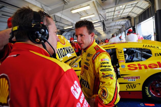 A.J. Allmendinger: What Does His NASCAR Suspension Mean for His Career?