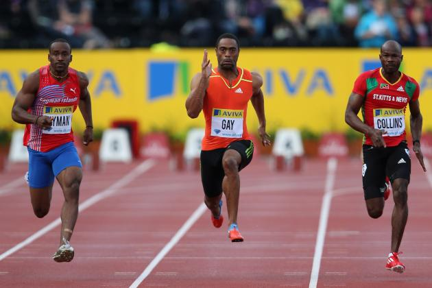 Tyson Gay: Why USA Star Shouldn't Be Counted Out in London