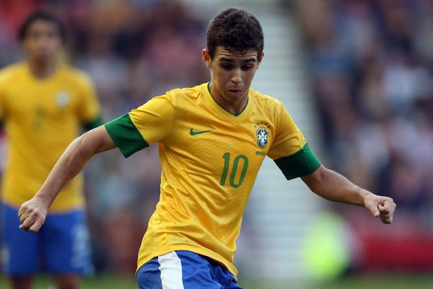 Chelsea Transfer Latest: Blues Capture Brazilian Oscar for Undisclosed Fee