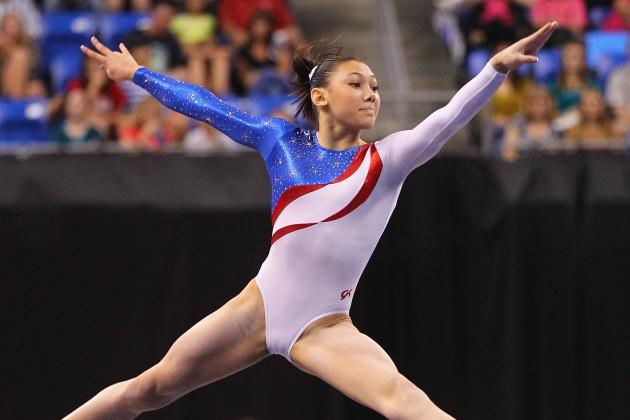 Olympic Gymnastics 2012: Why Kyla Ross May Be the Linchpin for Team USA