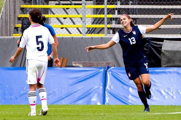 Alex Morgan: Team USA Soccer Phenom Is Most Important Player on Loaded Squad