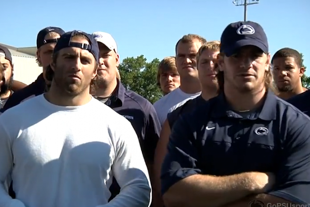 Penn State Football Video: Players Take Charge in Fight to Keep Team Together
