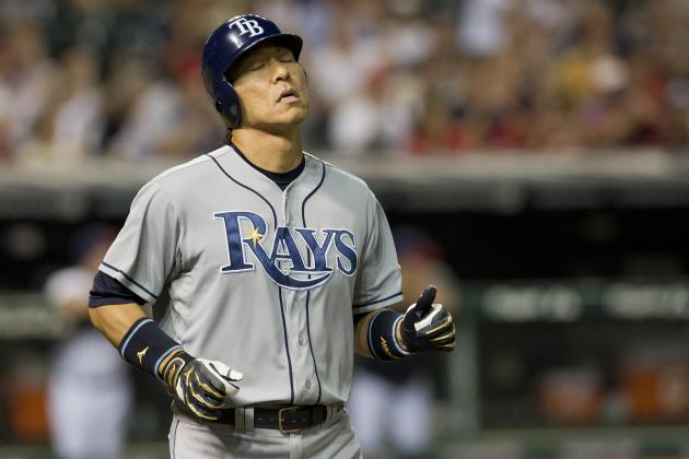 Hideki Matsui Designated for Assignment by Tampa Bay Rays