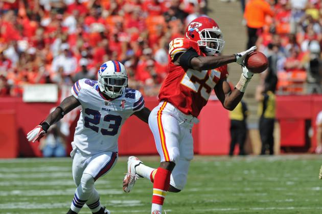 Fantasy Football: Is Jamaal Charles Still a RB1?