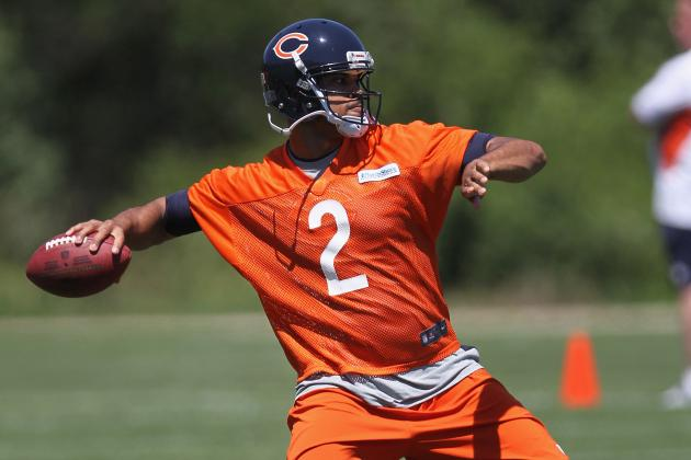 Spotlight on Chicago Bears QB Jason Campbell