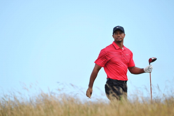 Why Tiger Woods' Driver Cost Him a 15th Major at Royal Lytham & St. Annes