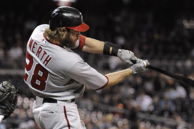 Jayson Werth Could Return to Washington Nationals Next Tuesday