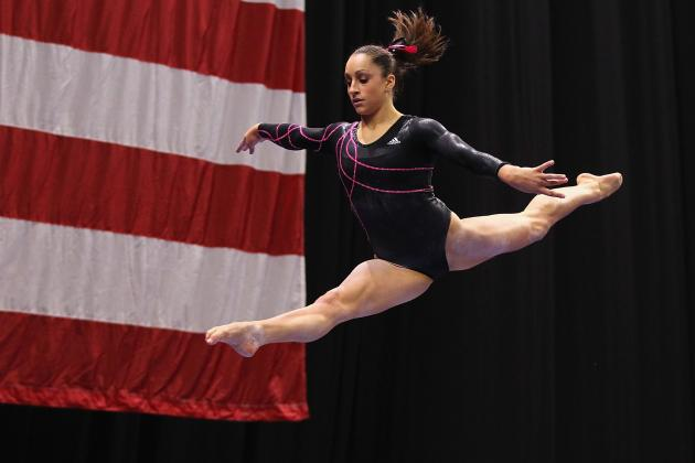 US Olympic Gymnastics Team 2012: Top-Notch Competitors Sure to Bring Home Gold
