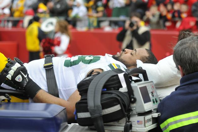 Setback for Sherrod Could Put Packers 7th-Round Pick Datko in Important Role