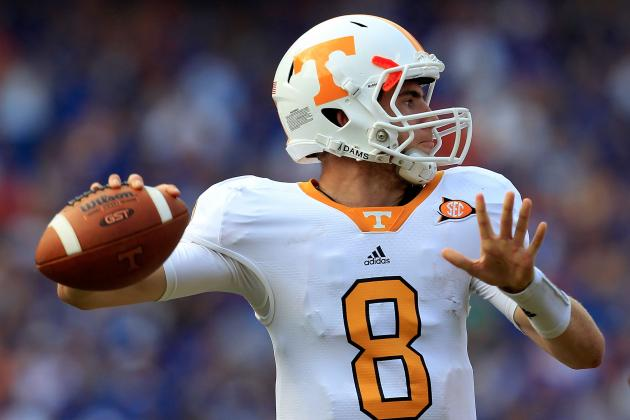 Tennessee QB Bray Casts Shadow on His NFL Draft Stock with Vandalism Incident