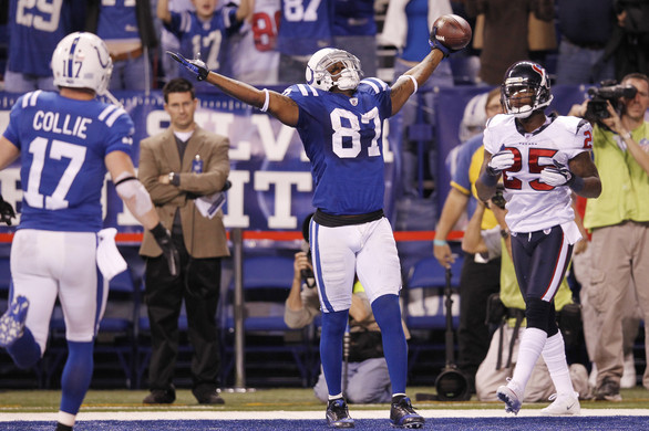 Reggie Wayne: Will He Go Down as the Greatest Indianapolis Colts WR Ever?