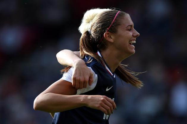 USA vs. France Highlights: Alex Morgan's Performance Bodes Well for Team USA