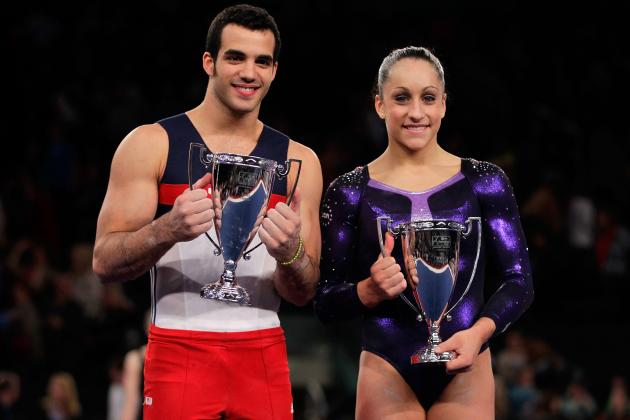 Olympics Gymnastics 2012: Ranking Contending Countries Vying for Gold