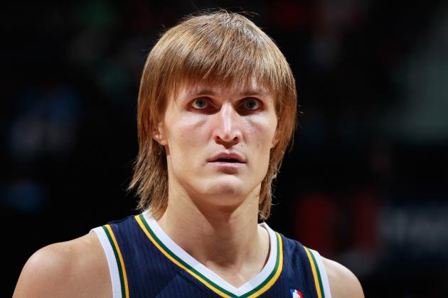 Andrei Kirilenko Reportedly Finalizing 2-Year Deal with Minnesota Timberwolves