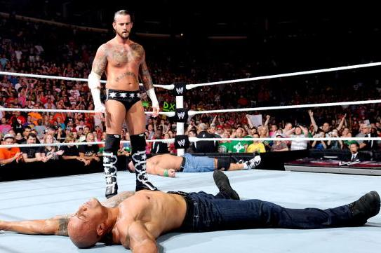 CM Punk's Heel Turn: The Significance of Involving the Rock
