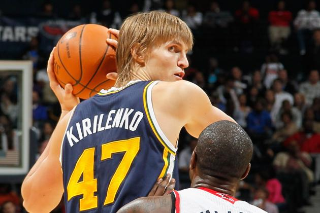Wolves Say Goodbye Wes Johnson, Hello Andrei Kirilenko