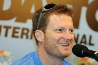 FYI WIRZ: NASCAR's Jimmie Johnson and Dale Earnhardt Jr. Rest Before Indy