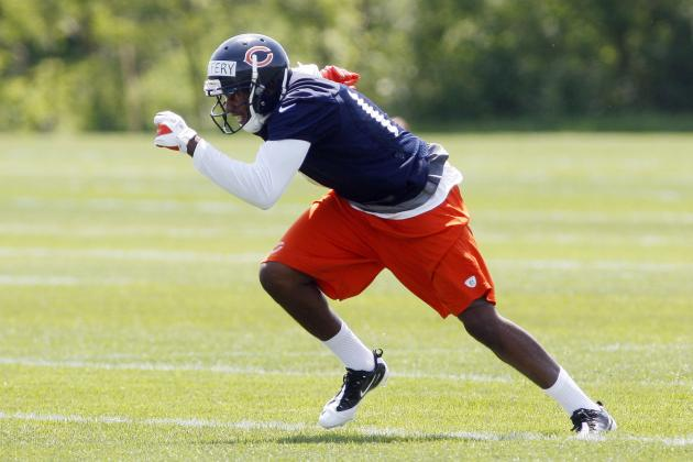 Don't Expect Alshon Jeffery to Play a Large Role Early in His Rookie Season