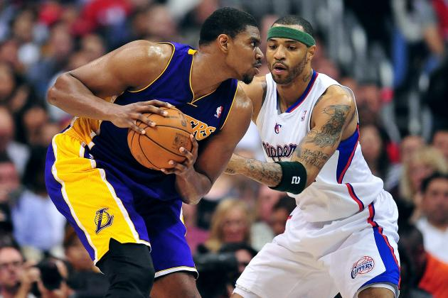 Lakers Rumors: How Andrew Bynum Extension Would Impact Dwight Howard