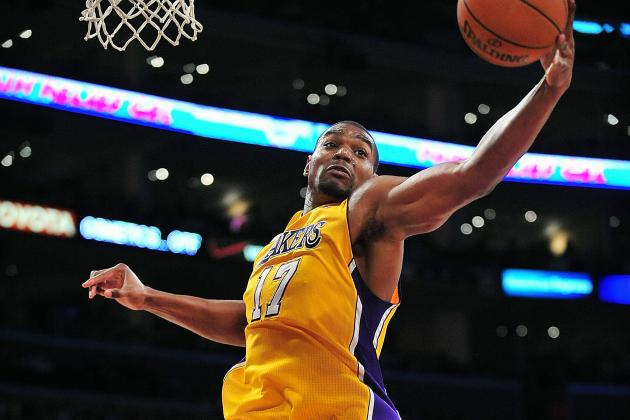 Andrew Bynum and L.A. Lakers Reportedly Discuss Possible Extension