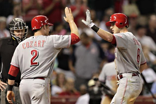 MLB Trade Rumors: Cincinnati Reds Standing Pat at Trade Deadline?