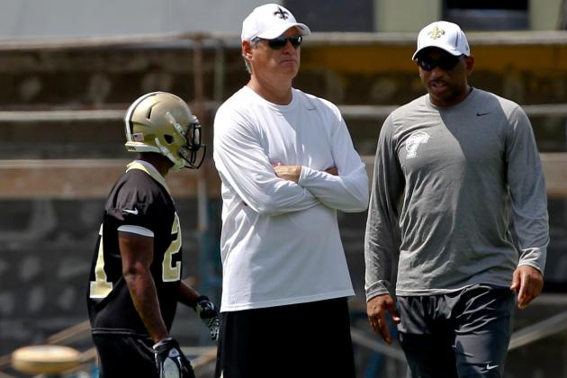 Lessons Learned from New Orleans Saints', Mickey Loomis' 2012 Draft Strategy