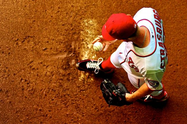 How Stephen Strasburg's 180 Innings Limit Could Change Everything for the Nats