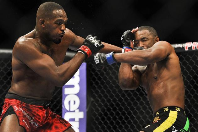 Jon Jones' Reach, Height and Size: What's the Fuss?